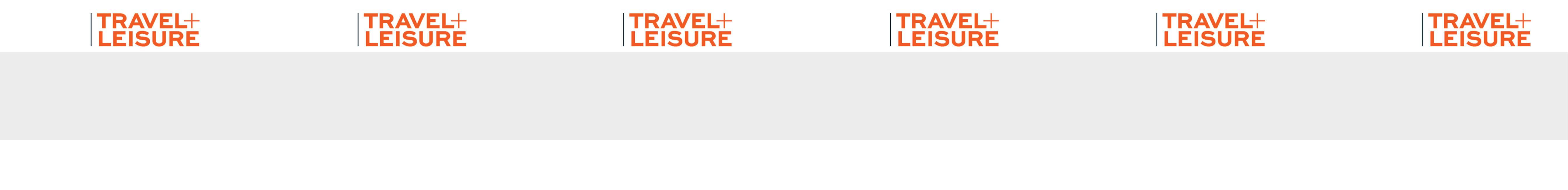 Travel + Leisure A-List Logos
